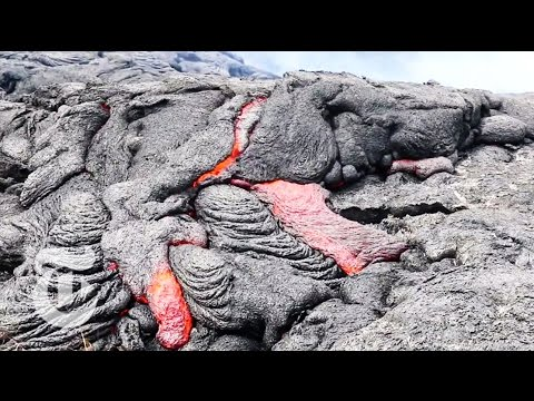 Living in Lava's Path: A Slow Motion Disaster | The New York Times thumbnail