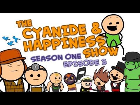 Grandpa's War Stories - S1E3 - Cyanide & Happiness Show thumbnail