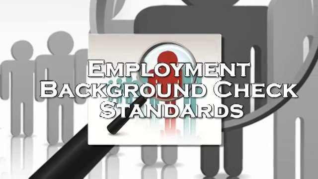 volunteer background check information included