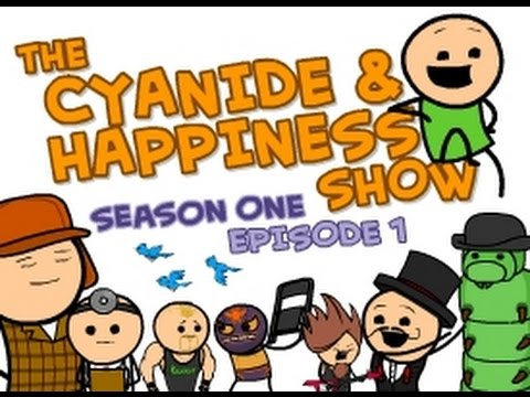 A Day At The Beach - S1E1 - The Cyanide & Happiness Show thumbnail
