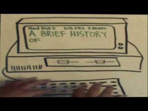 A Brief History of the Internet- Animated Documentary thumbnail