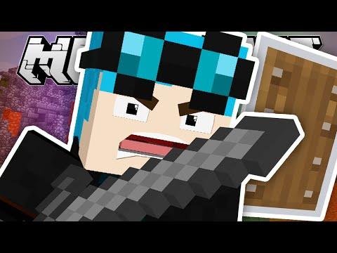 Minecraft   I'M SO BAD AT SURVIVAL GAMES!! thumbnail