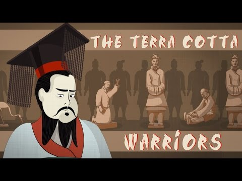 The incredible history of China's terracotta warriors - Megan Campisi and Pen-Pen Chen thumbnail