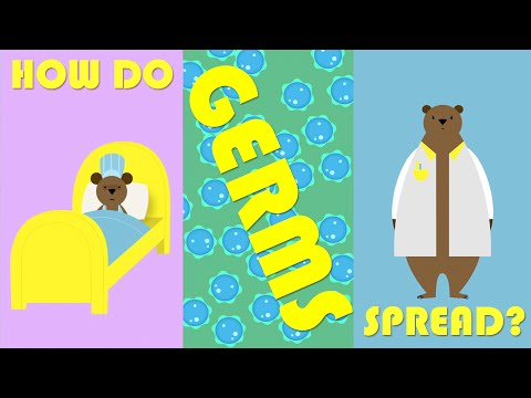 How do germs spread (and why do they make us sick)? - Yannay Khaikin and Nicole Mideo thumbnail
