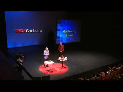 Curiosity! | Dean Hutton & Rob Morrision | TEDxCanberra thumbnail
