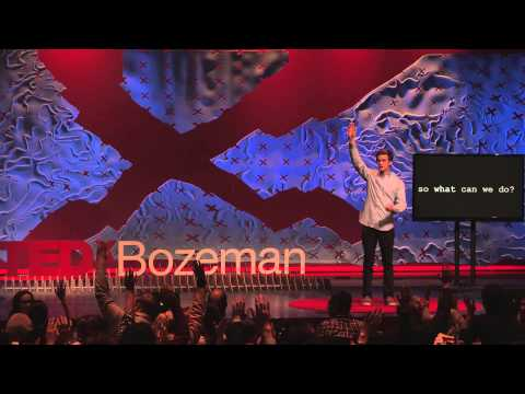 Mental Illness: Theo Bennett at TEDxBozeman thumbnail