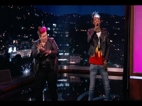 Sign Language Rap Battle with Wiz Khalifa thumbnail