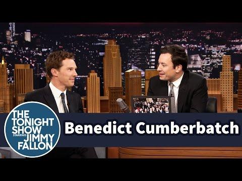 Benedict Cumberbatch Photobombed U2 for a Friend thumbnail