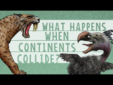 What happens when continents collide? - Juan D. Carrillo thumbnail