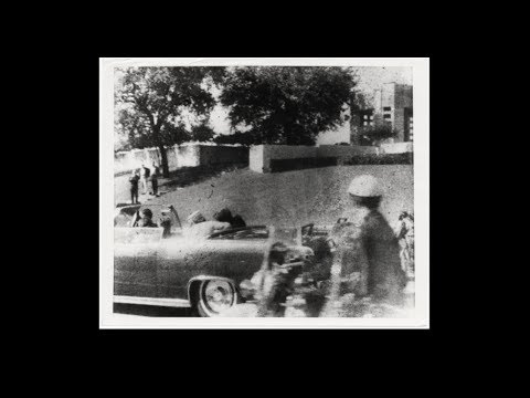 Eyewitness captures Polaroid of moment JFK was shot thumbnail