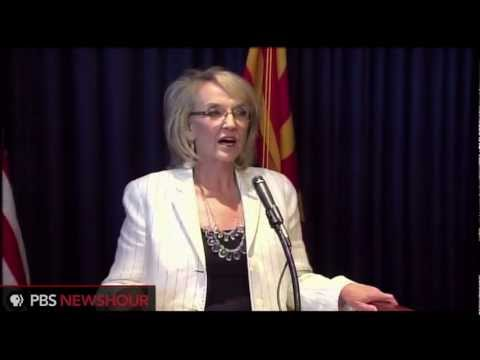 Watch Arizona Gov. Jan Brewer's Full Reaction to Immigration Ruling thumbnail