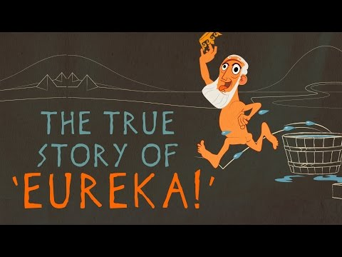 The real story behind Archimedes' Eureka! - Armand D'Angour thumbnail