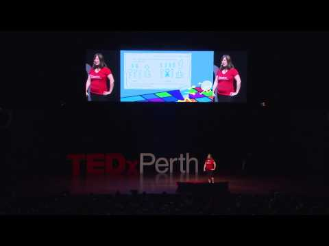 Where have all the girls gone? | Michelle Sandford | TEDxPerth thumbnail