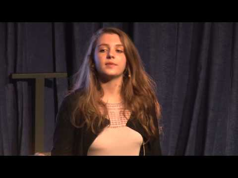 The Faces Behind The Postcards | Daria Miruna Constantinescu | TEDxYouth@JIS thumbnail