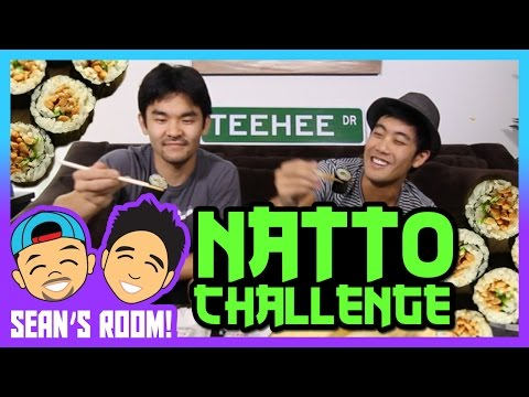 The Natto Challenge! (Sean's Room) thumbnail