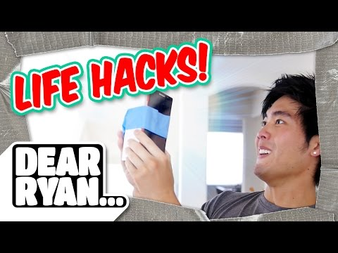 Life Hacks! (Dear Ryan) thumbnail