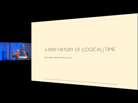 A Brief History of Logical Time - John Daily - Midwest.io 2015 thumbnail