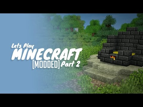 Modded Minecraft :: Part 2 :: Tinkering With Tools thumbnail
