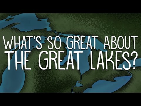 What's so great about the Great Lakes? - Cheri Dobbs and Jennifer Gabrys thumbnail