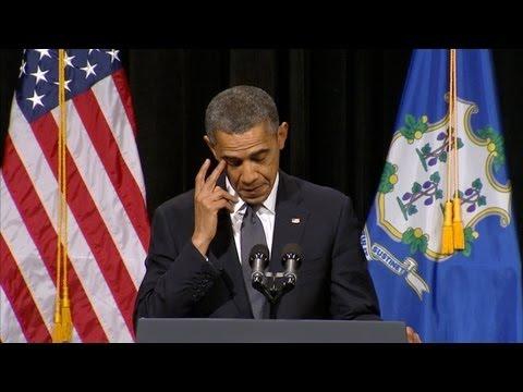 President Obama: 'Newtown, You Are Not Alone' thumbnail