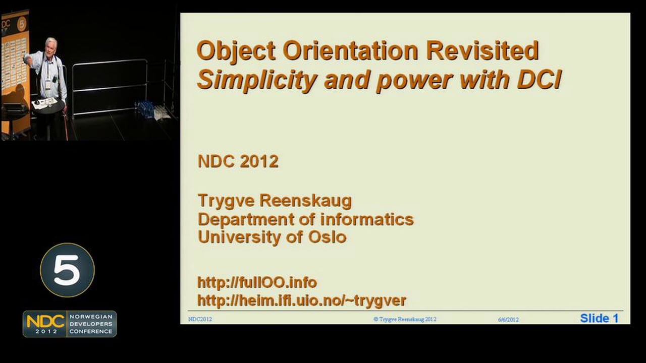 the meaning of object orientated approach programming and its significance for programmers We look at coding that concentrates on objects rather than actions  object- oriented programming (oop) has become one of the building blocks  meaning oop has become a very important evolution in the world of development  the objects can also inherit the properties and behaviours of its parents,.