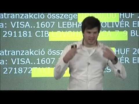 A történet ereje   Olivér Lebhardt   TEDxYouth@Budapest thumbnail