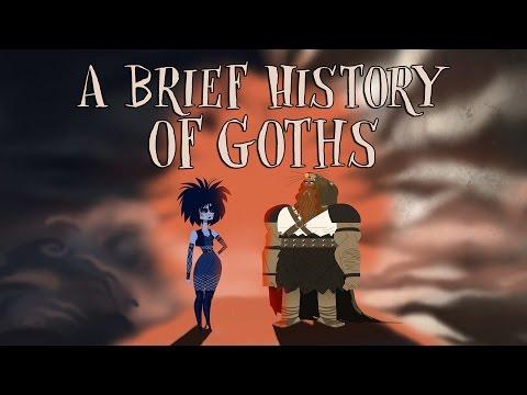 A brief history of goths - Dan Adams thumbnail