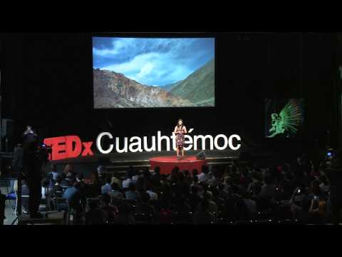 Digo La Mazamorra | Lucrecia Pinto | TEDxCuauhtemoc thumbnail