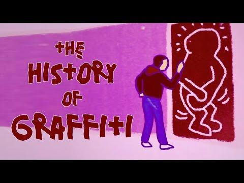 A brief history of graffiti - Kelly Wall thumbnail