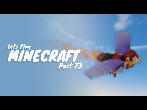 Minecraft :: Part 73 :: Rocket Boots In Minecraft!? thumbnail