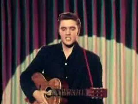 Elvis Presley - Blue Suede Shoes (Color) thumbnail