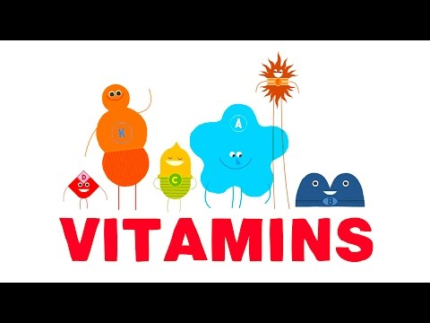 What's the value of vitamins? - Ginnie Trinh Nguyen thumbnail