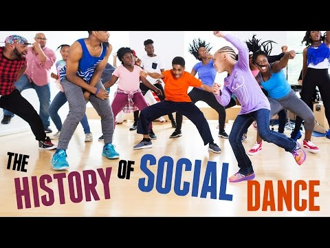 The history of African-American social dance - Camille A. Brown thumbnail