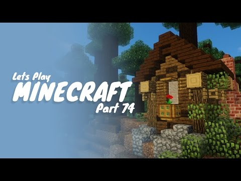 Minecraft :: Part 74 :: Cabin In The Woods thumbnail