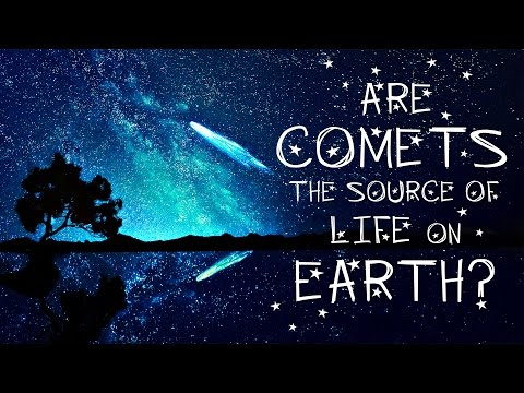 Could comets be the source of life on Earth? - Justin Dowd thumbnail