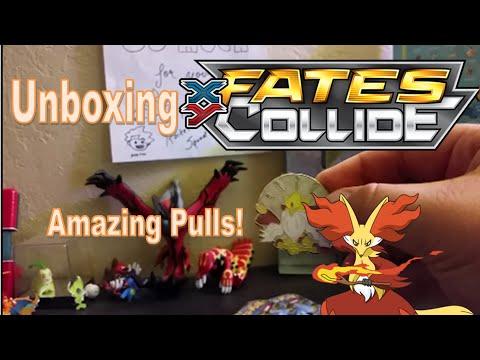 Unboxing Pokemon XY Fates Collide!   KAV Unboxing thumbnail