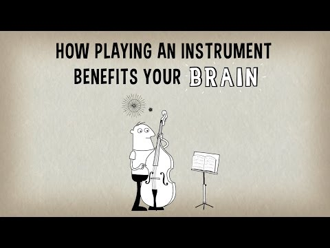 How playing an instrument benefits your brain - Anita Collins thumbnail