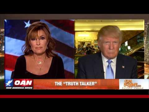 'On Point' with Gov. Sarah Palin & Donald Trump thumbnail