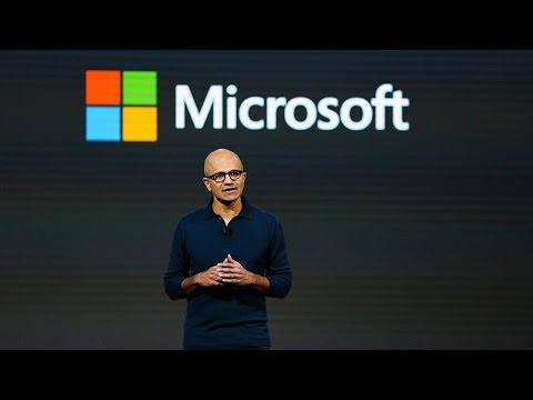Microsoft October 2016 Event (HD) Full | Windows 10, Surface Studio, Paint3D and MORE thumbnail