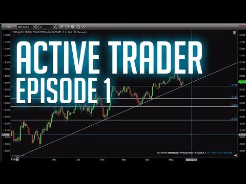 Infinite prosperity active trader
