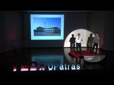 Dialogue as a synthetic tool | Agis Mourelatos - Spiros Giotakis | TEDxUPatras thumbnail
