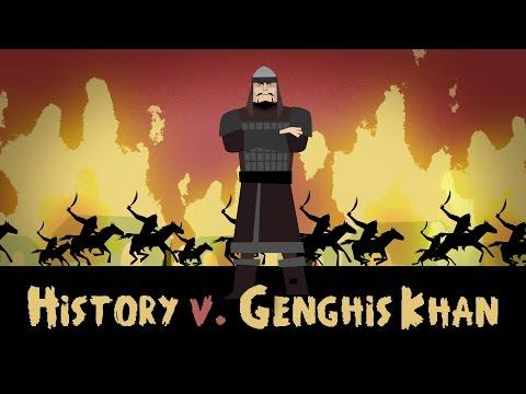 History vs. Genghis Khan - Alex Gendler thumbnail