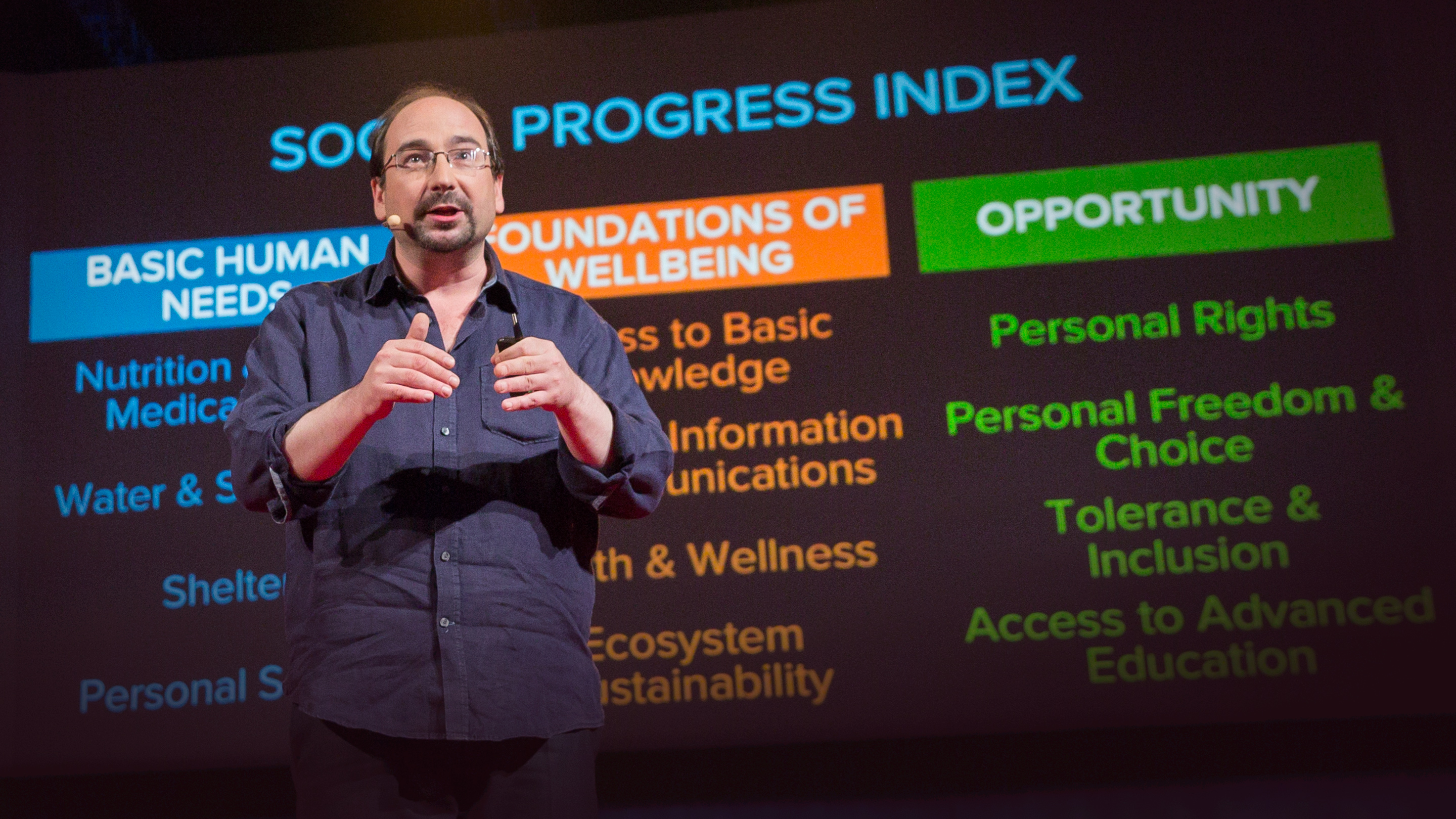 Michael Green: What the Social Progress Index can reveal about your country thumbnail