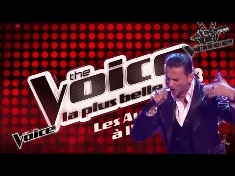 depeche mode vs the voice
