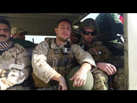 An American Fighting Against ISIS | The New York Times thumbnail