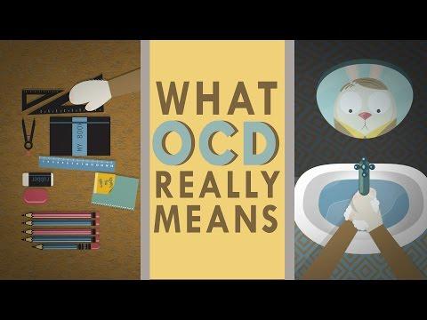 Debunking the myths of OCD - Natascha M. Santos thumbnail