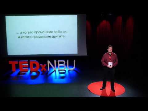 The change starts from within | Yuriy Vulkovsky | TEDxNBU thumbnail