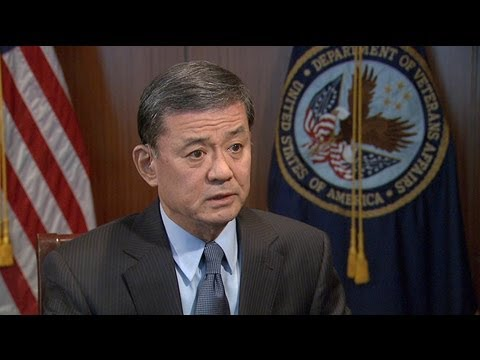 Extended Interview: VA Secretary Shinseki Responds to Benefits Backlog thumbnail