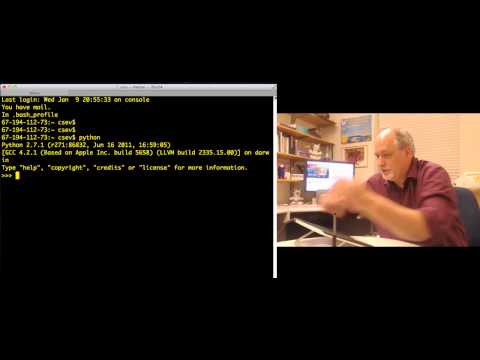 Python for Informatics: Chapter 1 - Introduction thumbnail
