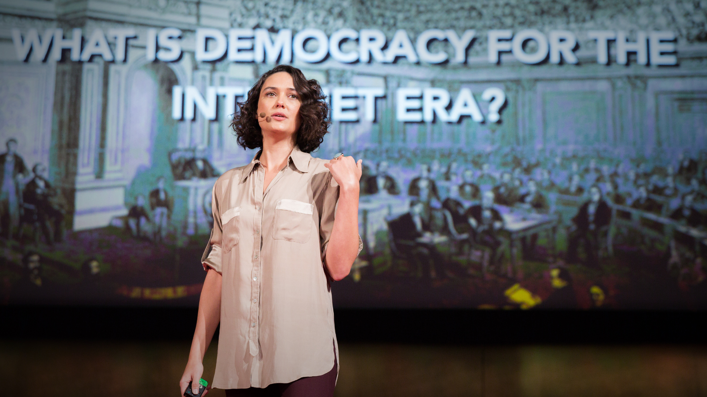 Pia Mancini: How to upgrade democracy for the Internet era thumbnail
